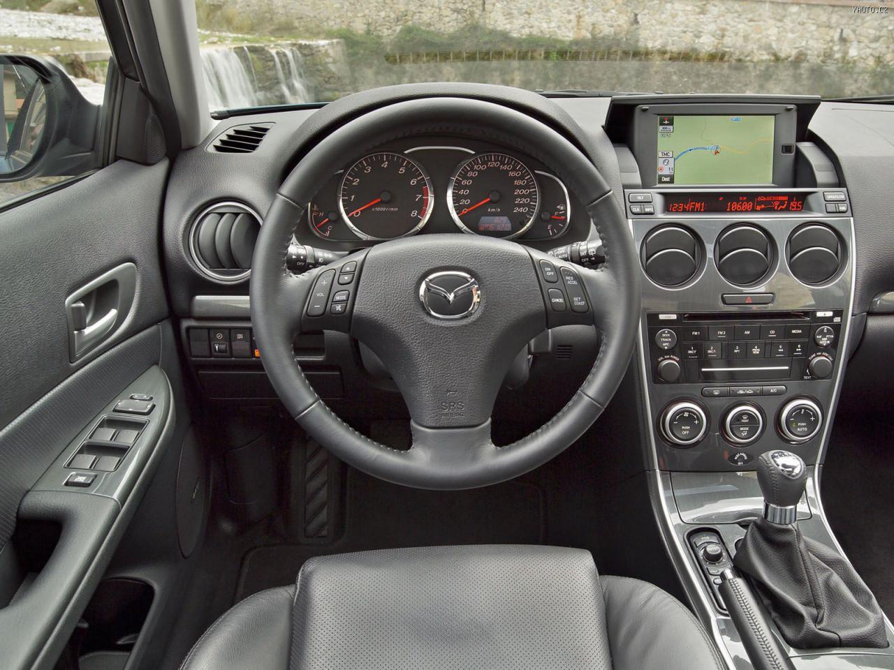 Mazda 6 GG / GY