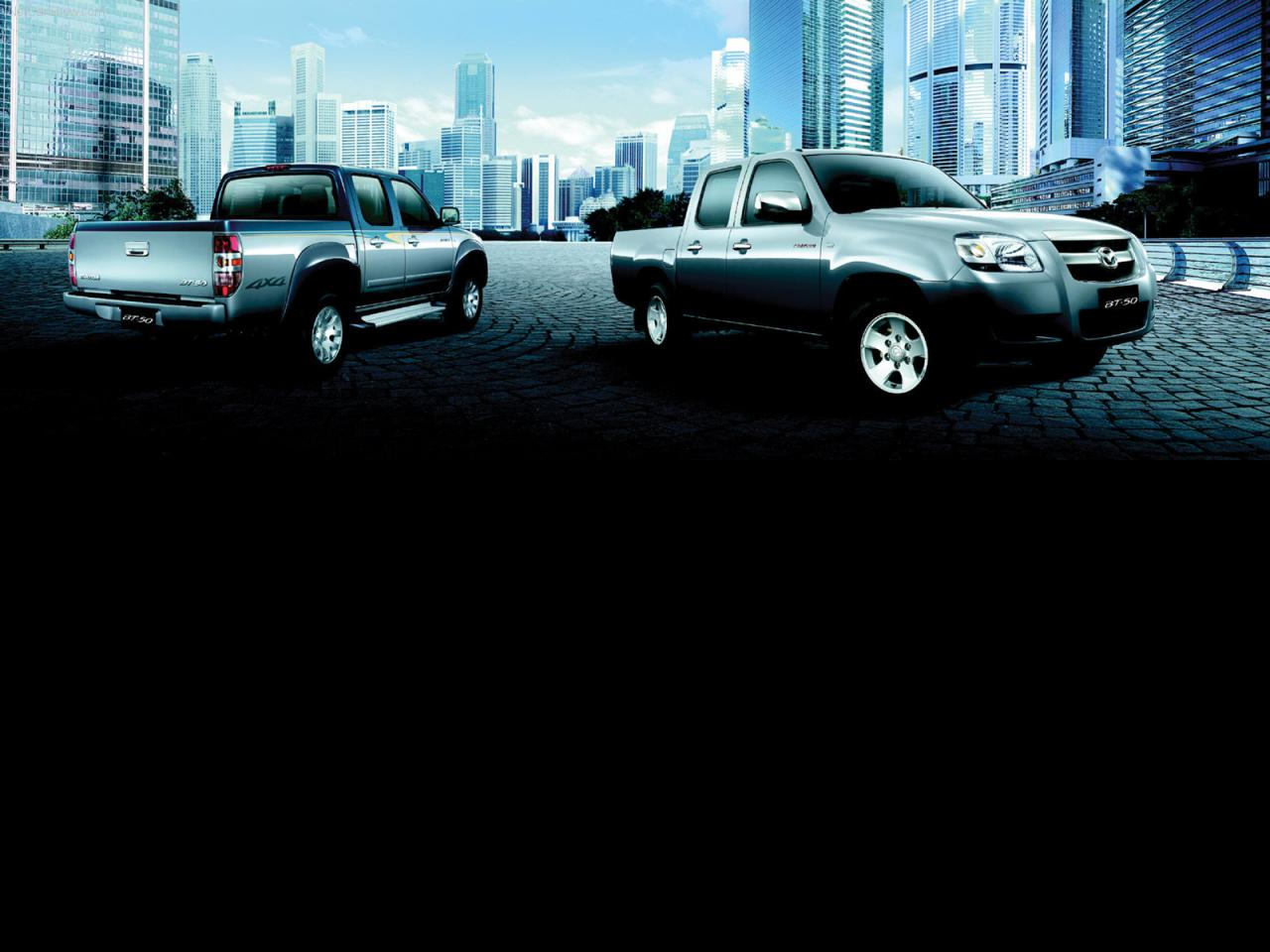 Mazda Bt 50 2006 1600x1200 Wallpaper 0a