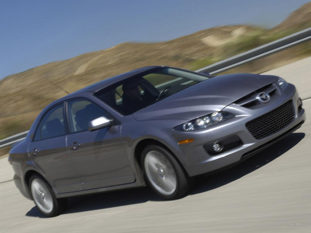 What Is Mps >> Mazda 6 GG MPS Mazdaspeed6 (mazda 6 60 1024)