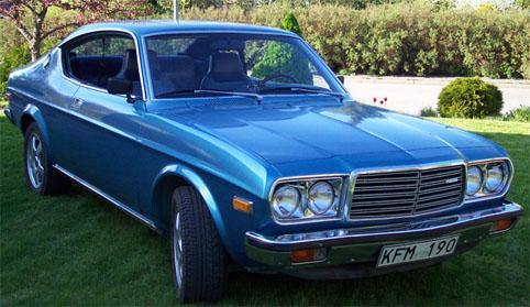 1976 Mazda 929 Rx 4 La