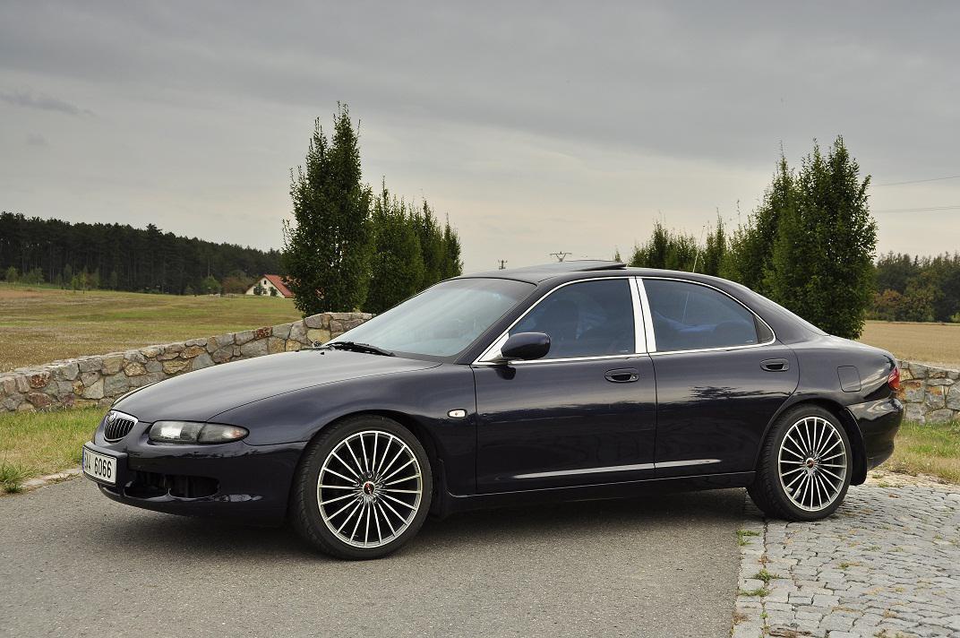 1996 Mazda Xedos 6 (CA), CA 2.5 (152 cui) v6 gasoline 123 kW 221 Nm