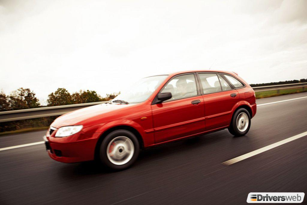 mazda protege 2002 owners manual