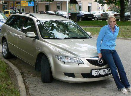 2003 mazda 6 gg gy generation 1 diesel. Black Bedroom Furniture Sets. Home Design Ideas