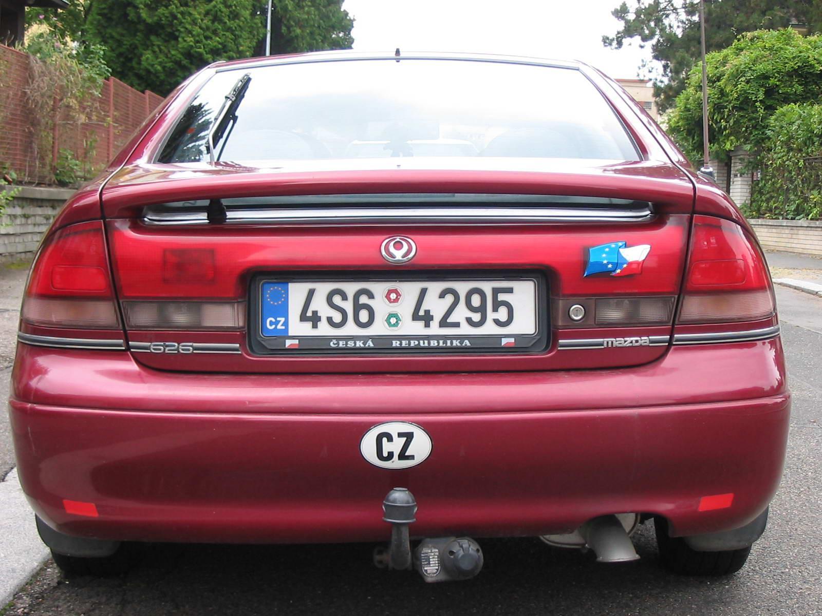 1993 mazda 626 ge  generation 4 diesel 55 kw 2001 Mazda 626 Battery Size 2001 Mazda 626 Automatic
